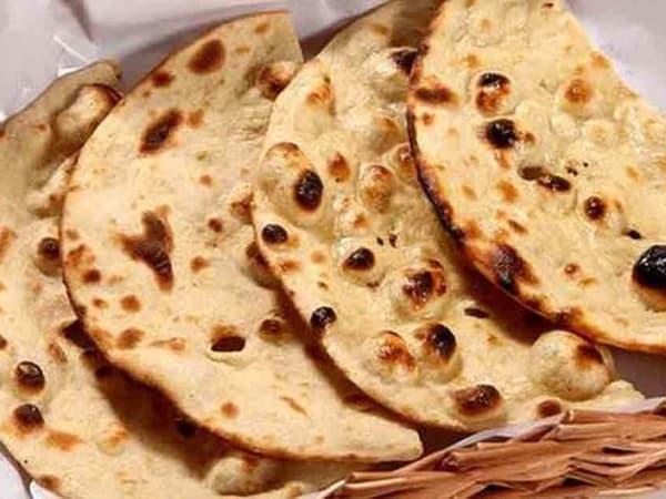 Tandoori roti - Masala Bar And Grill
