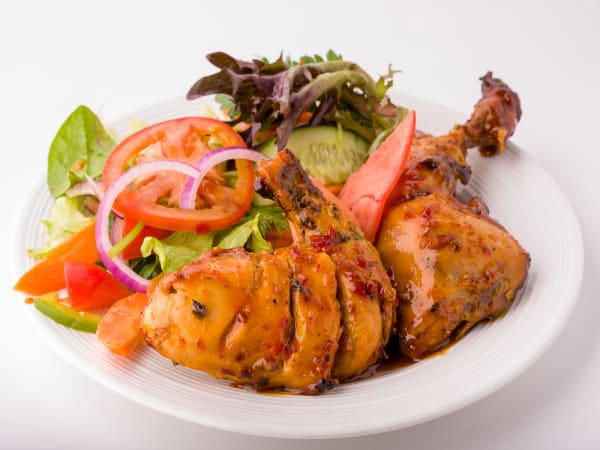 Half Chicken - FKC - The Fusion Food