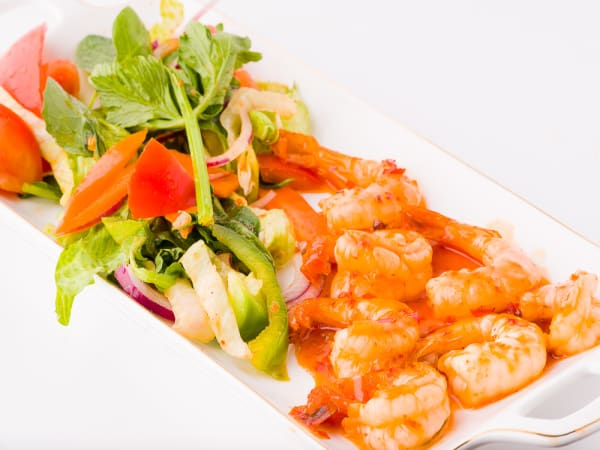Prawns - FKC - The Fusion Food