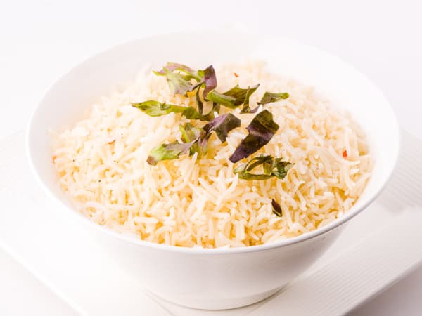Butter Rice  - FKC - The Fusion Food