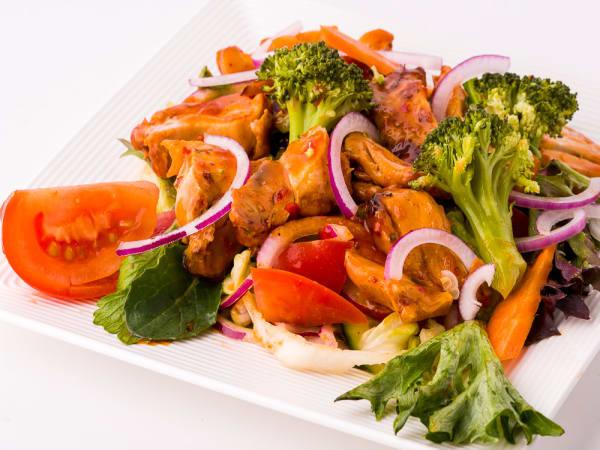 Chicken Salad - FKC - The Fusion Food