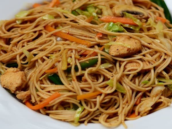 Chicken Noodles - Welcome Indian Restaurant