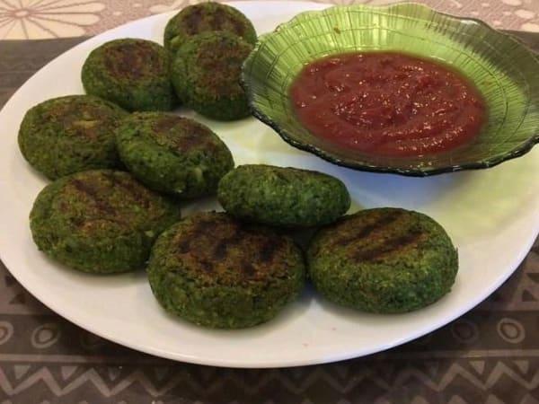 Hara Bhara Kebab (4pcs) - Welcome Indian Restaurant