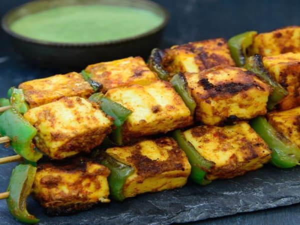 Paneer Tikka (4 pcs) - Welcome Indian Restaurant