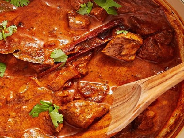 Lamb Rogan Josh  - Welcome Indian Restaurant