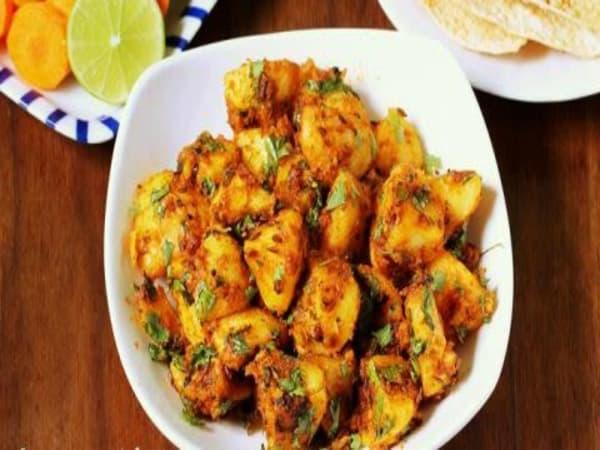Jeera aloo  - Welcome Indian Restaurant