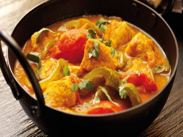 Chicken Curry - Welcome Indian Restaurant