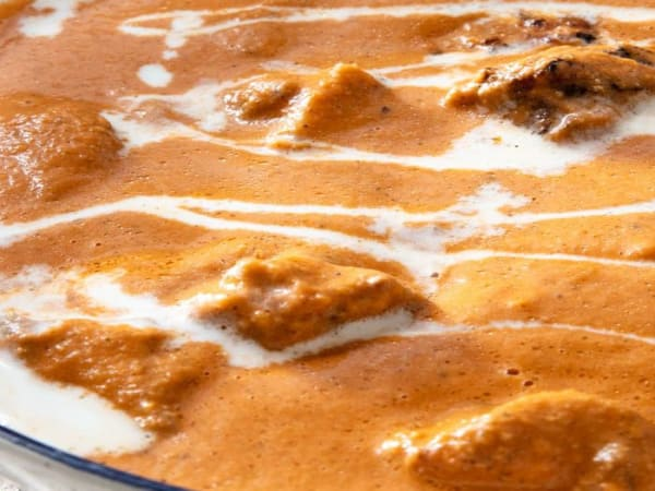 Butter Chicken - Welcome Indian Restaurant
