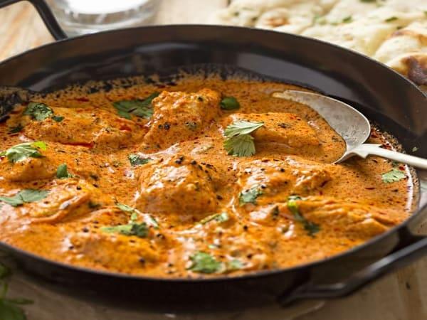 Chicken Madras - Welcome Indian Restaurant