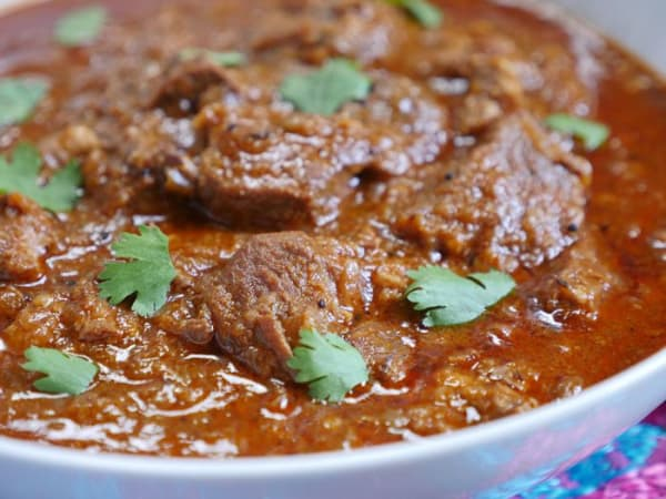 Beef Masala - Welcome Indian Restaurant