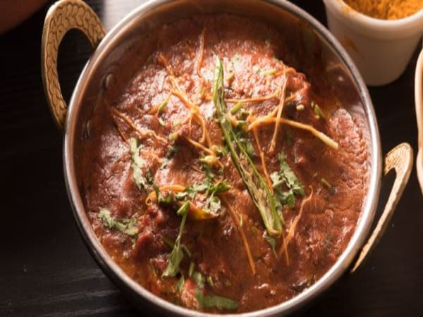 Kadahi beef - Welcome Indian Restaurant