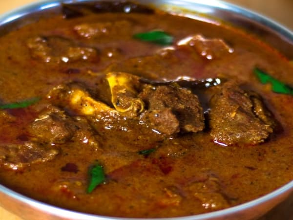 Goat Masala - Welcome Indian Restaurant