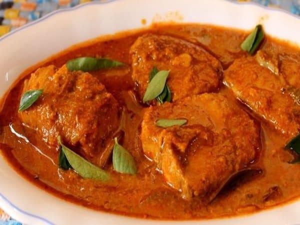 Fish Masala - Welcome Indian Restaurant