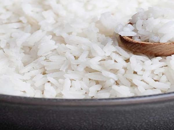 White Rice - Welcome Indian Restaurant