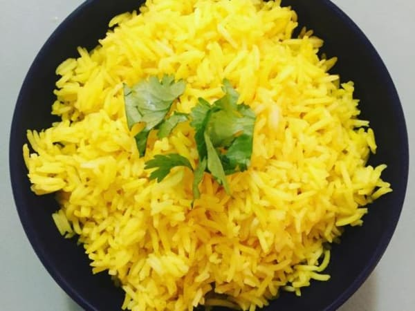 Saffron Rice - Welcome Indian Restaurant