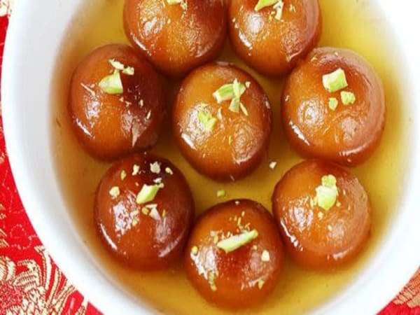 Gulab Jamun (2 Pieces) - Welcome Indian Restaurant