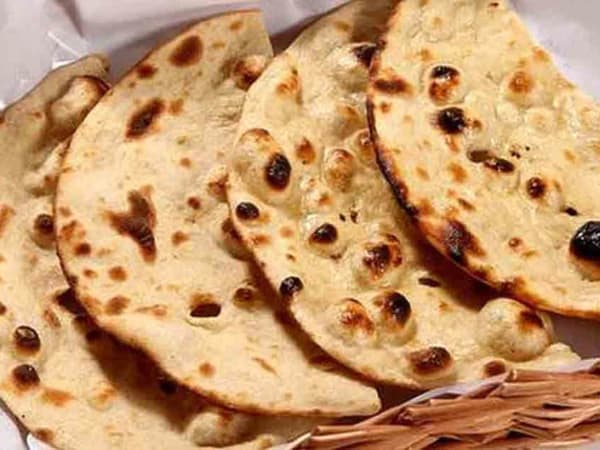 Plain Roti - Welcome Indian Restaurant