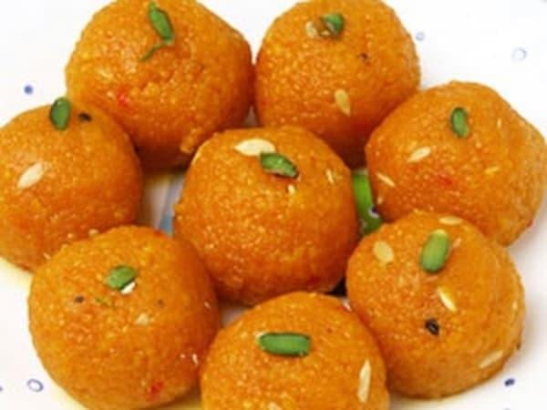 Boondi Ladoo - Welcome Indian Restaurant