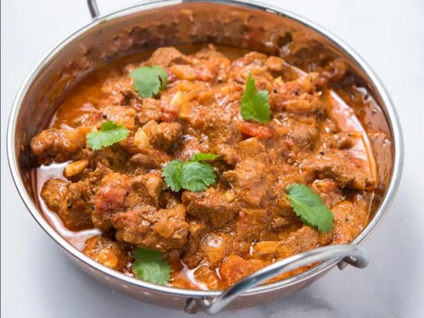 Lamb Madras - Welcome Indian Restaurant