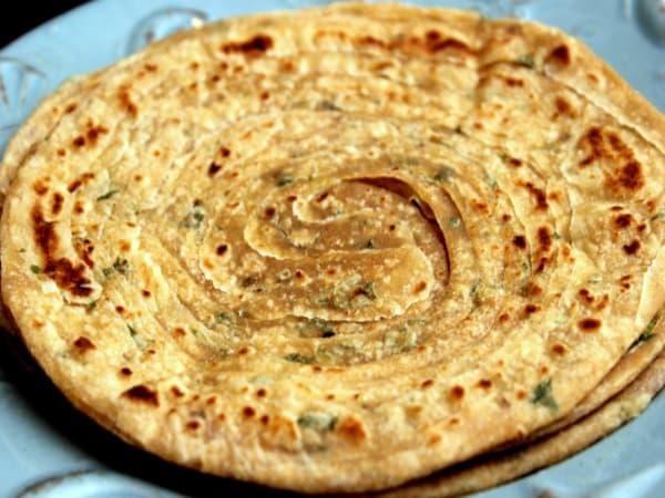 Lachha Paratha - Welcome Indian Restaurant