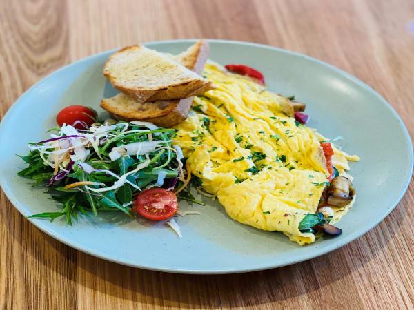 Omelette - Steamin' Mugs