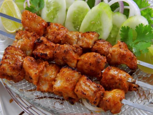 Tandoori Fish  - Welcome Indian Restaurant