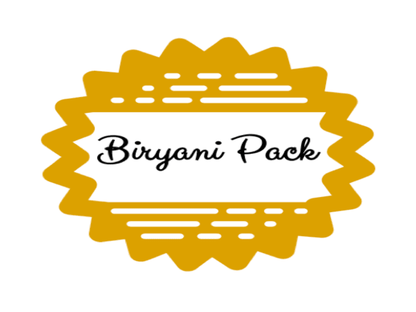Biryani Family Pack - Masala Bar And Grill
