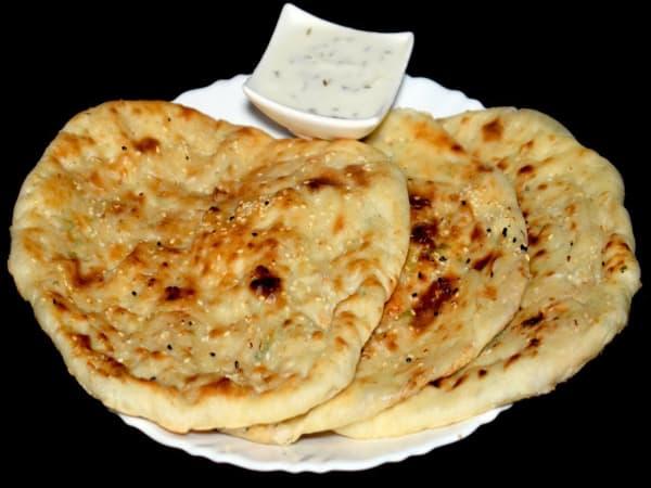 Chicken Naan - Welcome Indian Restaurant