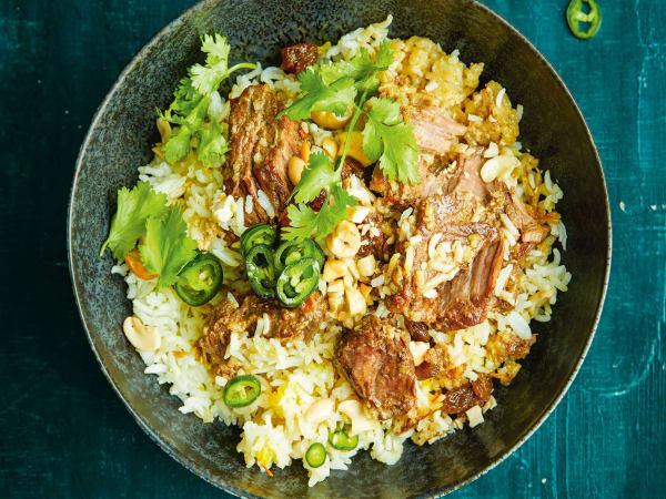 Beef Biryani - Fathima - Casey Central