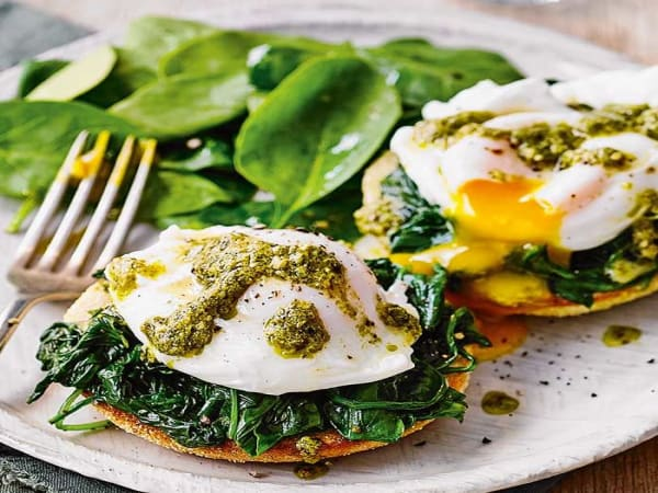 Get Egg Florentine online at Café B2B. We confer a different range of delectable meals & specialty AXIL coffee. Shop now!