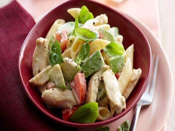 Chicken Avocado Penne Pasta - Cafe B2B