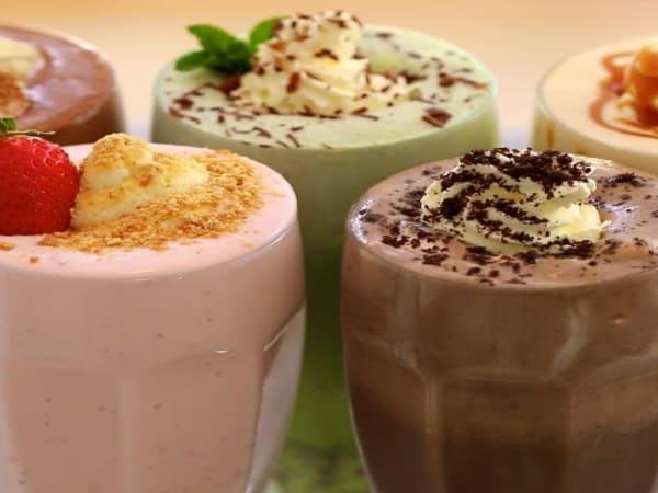 Milk Shakes - Cafe B2B