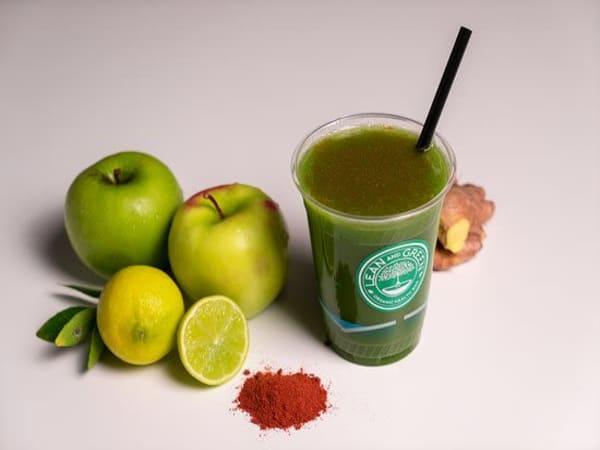 Super Green - Cafe B2B