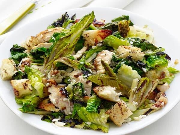 Chicken Caesar Salad - Cafe B2B