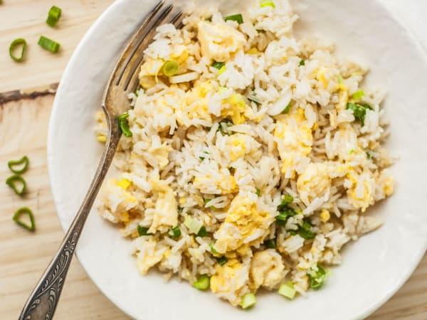 Egg Fried Rice  - FKC - The Fusion Food
