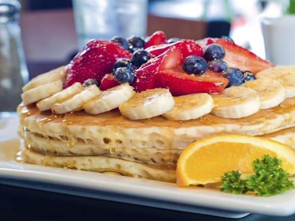 Hotcake  - Luna's Food & Wine Bar