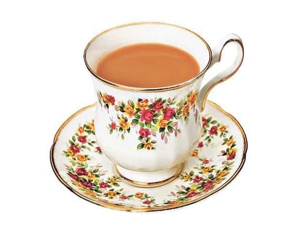 English breakfast tea - Luna's Food & Wine Bar