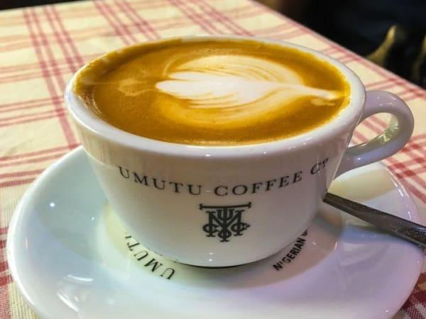 Anti - Caff - Luna's Food & Wine Bar
