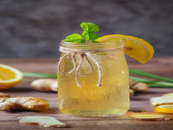 Ginger Beer - Luna's Food & Wine Bar