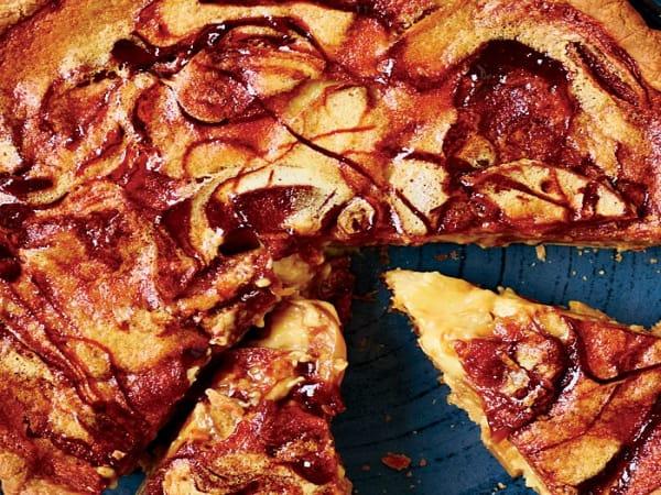George's Apple Pie - George's On The Avenue