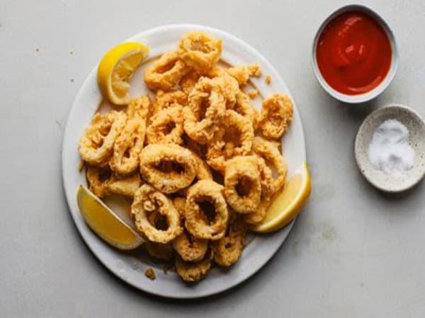 Calamari Rings - George's On The Avenue