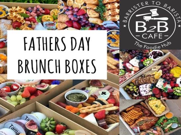 Fathers Day Brunch Box - Cafe B2B