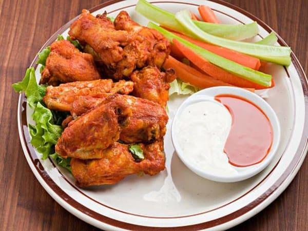 Chicken Pakoda (4 Piece) - Sargun Indian Tandoori