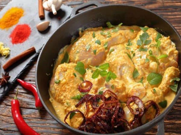 Chicken Dahivala - Sargun Indian Tandoori
