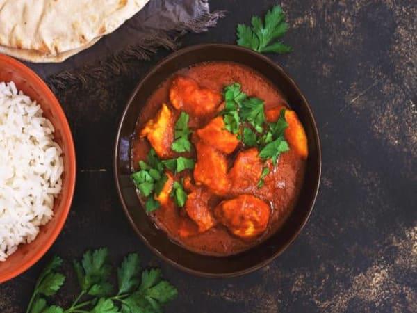 Cicken Tikka Korma - Sargun Indian Tandoori