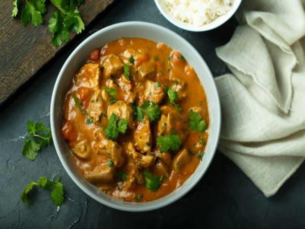 Chicken Korma Curry - Sargun Indian Tandoori