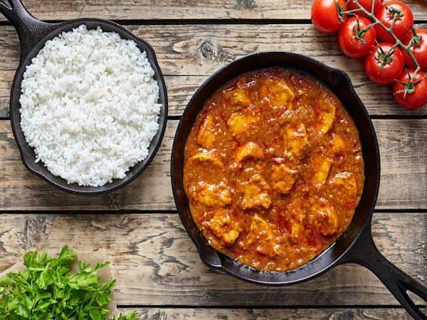 Chicken Goan Vindaloo - Sargun Indian Tandoori