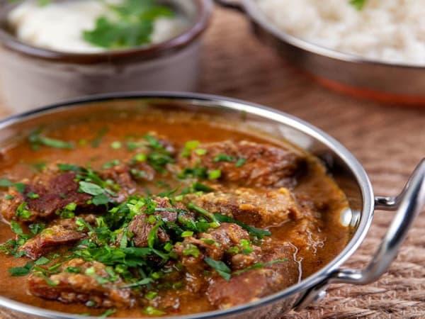 Lamb Korma Curry - Sargun Indian Tandoori