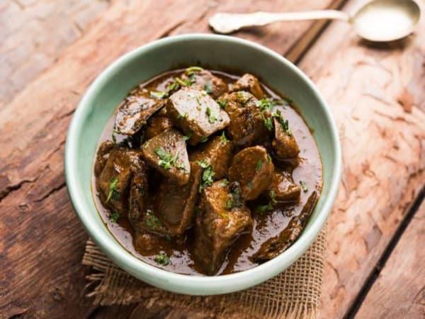 Beef Korma Curry - Sargun Indian Tandoori