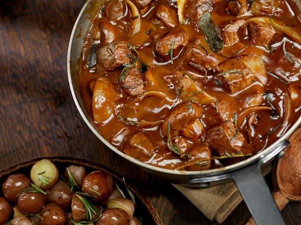 Beef Madras Curry - Sargun Indian Tandoori